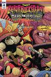 Teenage Mutant Ninja Turtles Bebop & Rocksteady Hit The Road #4 Cover A Regular Nick Pitarra Cover