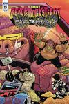 Teenage Mutant Ninja Turtles Bebop & Rocksteady Hit The Road #5 Cover A Regular Nick Pitarra Cover