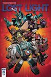Transformers Lost Light #23 Cover A Regular Jack Lawrence Cover