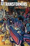 Transformers Unicron #3 Cover B Variant James Raiz Cover