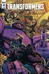 Transformers Unicron #4 Cover B Variant James Raiz Cover