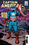 Captain America Vol 9 #2 Cover C Variant Jack Kirby Remastered Color Cover
