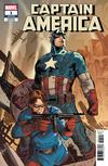 Captain America Vol 9 #1 Cover F Variant Ron Garney Cover