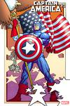 Captain America Vol 9 #1 Cover I Variant Frank Miller Remastered Color Cover