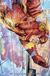 Flash Vol 5 #54 Cover B Variant Howard Porter Cover