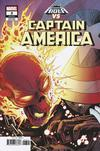 Captain America Vol 9 #3 Cover B Variant Patrick Zircher Cosmic Ghost Rider VS Cover