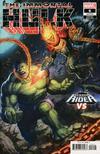 Immortal Hulk #6 Cover B Variant Brent Schoonover Cosmic Ghost Rider VS Cover