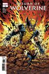 Return Of Wolverine #1 Cover A Regular Steve McNiven Cover