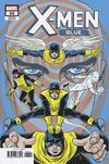 X-Men Blue #36 Cover B Variant Michael Allred Final Issue Cover
