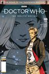 Doctor Who Road To The 13th Doctor #3 12th Doctor Cover A Regular Robert Hack Cover