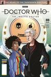 Doctor Who Road To The 13th Doctor #3 12th Doctor Cover C Variant Arianna Florean Cover