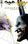 Batman The MAXX Arkham Dreams #1 Cover A Regular Sam Kieth Cover