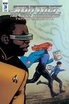 Star Trek The Next Generation Terra Incognita #3 Cover A Regular Tony Shasteen Cover