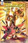 Transformers Bumblebee Movie Prequel #4 Cover B Variant Fico Ossio Cover