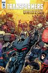 Transformers Unicron #5 Cover B Variant James Raiz Cover