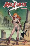Red Sonja Vol 7 #21 Cover A Regular Sean Chen Cover