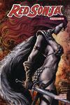 Red Sonja Vol 7 #21 Cover C Variant Kewber Baal Cover