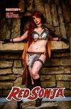 Red Sonja Vol 7 #21 Cover E Variant Cosplay Photo Subscription Cover