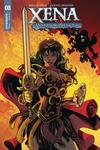 Xena Vol 2 #8 Cover B Variant Vicente Cifuentes Cover