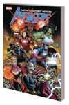 Avengers By Jason Aaron Vol 1 Final Host TP Book Market Ed McGuinness Cover