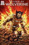 Return Of Wolverine #1 Cover C Variant Steve McNiven Fang Costume Cover