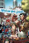 Return Of Wolverine #1 Cover J Variant Todd Nauck Party Cover
