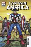 Captain America Vol 9 #3 Cover C Variant Jack Kirby Remastered Color Cover
