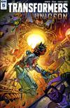 Transformers Unicron #5 Cover C Incentive Fico Ossio Variant Cover