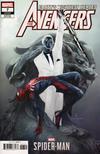 Avengers Vol 7 #7 Cover C Incentive Eve Ventrue Marvels Spider-Man Video Game Variant Cover