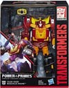 Transformers Power Of The Primes Leader Series Rodimus Prime Action Figure