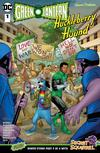 Green Lantern Huckleberry Hound Special #1 Cover A Regular Sami Basri Cover