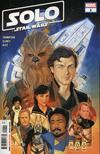 Solo A Star Wars Story Adaptation #1 Cover A Regular Phil Noto Cover