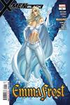 X-Men Black Emma Frost #1 Cover A Regular J Scott Campbell Cover