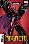 X-Men Black Magneto #1 Cover A Regular J Scott Campbell Cover