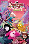 Adventure Time Season 11 #1 Cover A Regular Jorge Corona Cover