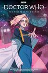 Doctor Who 13th Doctor #1 Cover A Regular Babs Tarr Cover