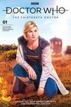 Doctor Who 13th Doctor #1 Cover B Variant Photo Cover
