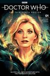 Doctor Who 13th Doctor #1 Cover C Variant Alice X Zhang Cover