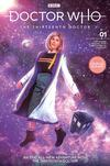Doctor Who 13th Doctor #1 Cover K Variant Athena Stamos Cosplay Cover