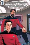 Star Trek The Next Generation Terra Incognita #4 Cover A Regular Tony Shasteen Cover