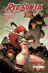 Red Sonja Vol 7 #22 Cover D Variant Reilly Brown Cover