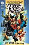 Justice League (2018) Vol 1 The Totality TP