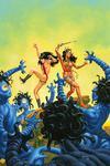Vampirella Dejah Thoris #2 Cover G Incentive Joe Jusko Virgin Cover
