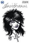 Sandman Universe #1 Cover K DF Signed & Remarked With A Death Sketch By Ken Haeser