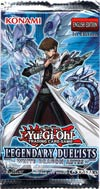Yu-Gi-Oh Legendary Duelists White Dragon Abyss Booster Pack