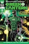 Green Lantern Vol 6 #1 Cover A Regular Liam Sharp Cover