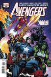 Avengers Vol 7 #10 Cover A Regular Ed McGuinness Cover (#700)