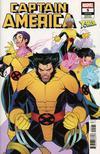 Captain America Vol 9 #5 Cover B Variant Elizabeth Torque Uncanny X-Men Cover
