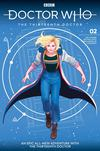 Doctor Who 13th Doctor #2 Cover A Regular Paulina Ganucheau Cover