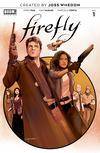 Firefly #1 Cover A 1st Ptg Regular Lee Garbett Cover